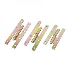 Discountable price Shelf Support Metal Folding Brackets - H hinge (YW-07003) – Haining